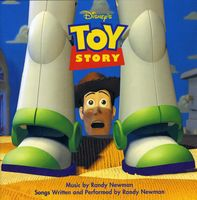 Toy Story [Movie] - Toy Story / O.S.T. (Eng)