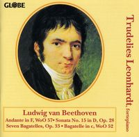 L.V. Beethoven - Piano Works