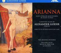 Ruby Philogene - Goehr / Arianna