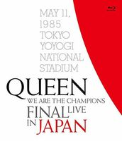 Queen - We Are The Champions Final Live In Japan / (Jpn)