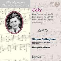 Simon Callaghan - The Romantic Piano Concerto, Vol. 73