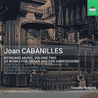 W. LAWES - Cabanilles: Keyboard Music, Vol. 2