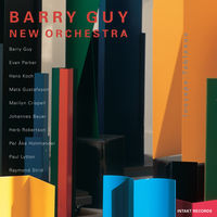 Barry Guy - Inscape-Tableaux [Import]