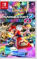 Swi Mario Kart 8 - Deluxe - Mario Kart 8 - Deluxe [Deluxe]