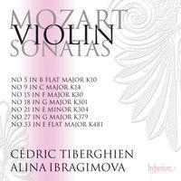 Mozart - Violin Sonatas Nos.5, 9, 15, 18, 21, 27 & 33