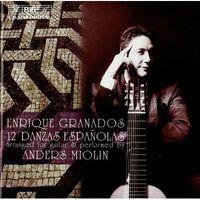 Anders Miolin - Danzas Espanolas Op 37 Arr for 10-Stringed Guitar