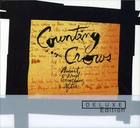 Counting Crows - August and Everything After [Deluxe Edition] [Bonus Tracks] [2Discs]8-Panel Digipak] [O-Card] [With Fold-Out Poster]