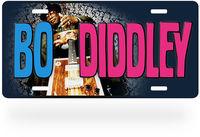 Bo Diddley - Bo Diddley License Plate
