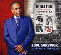 Johnny Rawls - Soul Survivor