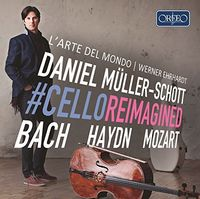 Daniel Muller-Schott - Celloreimagined
