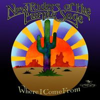 New Riders Of The Purple Sage - Where I Come from