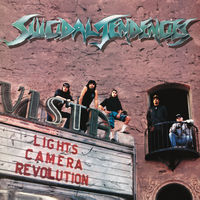 Suicidal Tendencies - Lights...Camera...Revolution [Green LP]