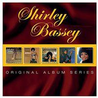 Dame Shirley Bassey - Original Album Series