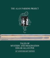 Alan Parsons - Tales Of Mystery & Imagination: 40th Anniversary Edition (BR- Audio)
