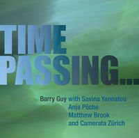 Barry Guy - Time Passing (Uk)