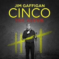 Jim Gaffigan - Cinco [LP]
