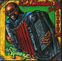 C.J. Chenier - Big Squeeze