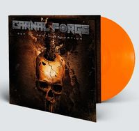 Carnal Forge - Gun To Mouth Salvation (Orange Vinyl) (Gate) [Limited Edition]
