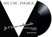 Mylene Farmer - Je T'aime Melancolie (Frpm) (Ltd) (Fra)