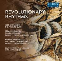 Deutsche Radio Philharmonie Saarbrücken Kaiserslautern - Revolutionary Rhythms
