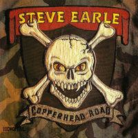 Steve Earle - Copperhead Road [Vinyl]