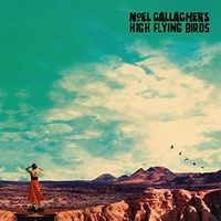 Noel Gallagher's High Flying Birds - Who Built The Moon? [LP]