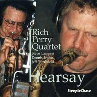 Peter Sommer (Saxophone) - Hearsay
