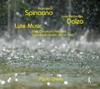 Paolo Cherici - Spinacino & Dalza: Lute Music