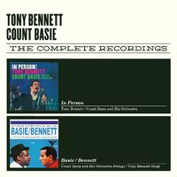 Tony Bennett & Count Basie - Complete Recordings [Import]