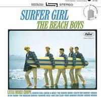 The Beach Boys - Surfer Girl [LP]