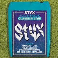 Styx - Bmg 8-track Classics Live