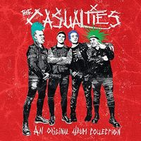 The Casualties - An Original Album Collection [Limited Edition 2CD]