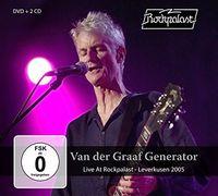 Van Der Graaf Generator - Live At Rockpalast: Leverkusen 2005 (W/Dvd)