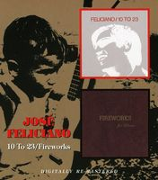 Jose Feliciano - 10 To 23/Fireworks [Import]