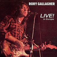 Rory Gallagher - Live In Europe [Import]