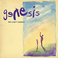 Genesis - We Can't Dance (Uk)