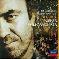 Tchaikovsky / Valery Gergiev - Tchaikovsky: Symphony 5 In E Minor (Shm) (Jpn)
