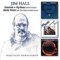 Jim Hall - Concierto / Big Blues / Studio Trieste (Uk)