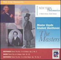 Naoko Tanaka - Masters Haydn Student Beethove