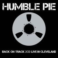 Humble Pie - Back On Track / Live In Cleveland (Exp) (Uk)