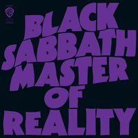 Black Sabbath - Master Of Reality [180 Gram Limited Edition Vinyl]