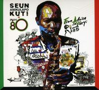 Seun Kuti & Egypt 80 - From Africa With Fury: Rise (Uk)