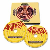 Anthrax - State Of Euphoria: 30th Anniversary Edition [2CD]