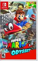 Swi Super Mario Odyssey - Super Mario Odyssey for Nintendo Switch