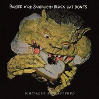 Black Cat Bones - Barbed Wire Sandwich [Import]
