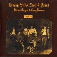 Crosby, Stills, Nash & Young - Deja Vu