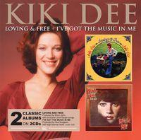 Kiki Dee - Loving & Free / I've Got The Music In (Uk)