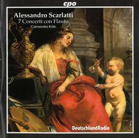 A. Scarlatti - Seven Concerti Con Flauto