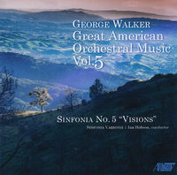 Sinfonia Varsovia - Great American Orchestral Music, Vol. 5