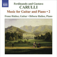 Franz Halasz - Music For Guitar & Piano 2